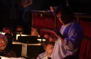 Hershey Symphony rehearsal 101405 093